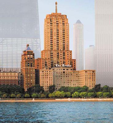 159 East Walton St Chicago Il 60611 Palmolive Building